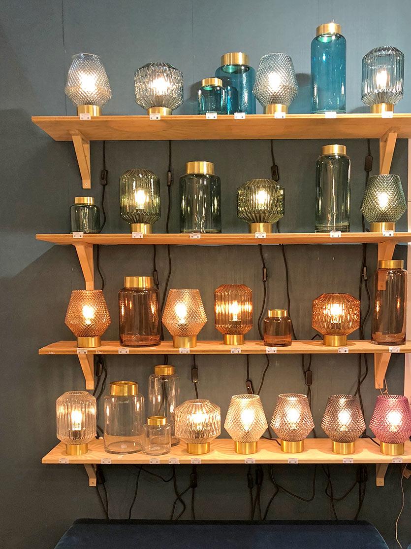 Home Decor Trends - Vintage Lights