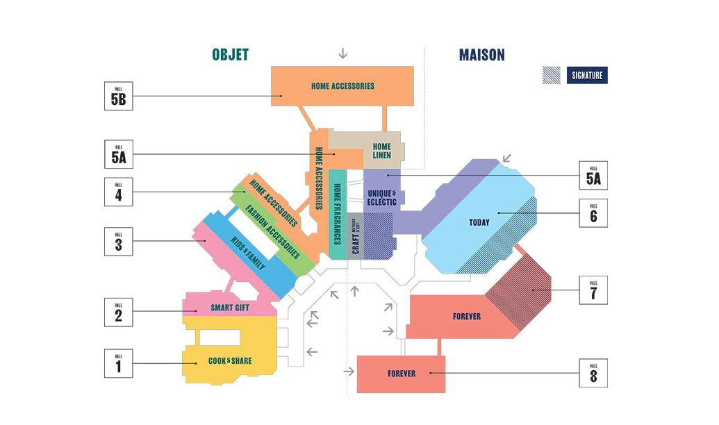 Designer's Guide to Maison et Objet Paris 2018