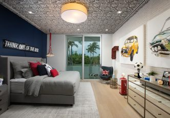 Fun Room Ideas - Bedroom Design By DKOR Interiors