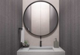 Modern Asian Penthouse Design