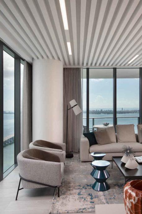 Modern Asian Penthouse