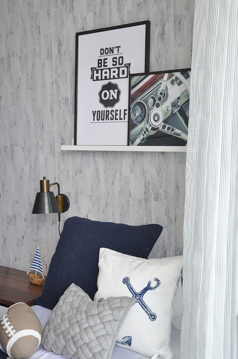 Kids Room Ideas - Modern Nautical Idea