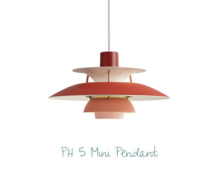 Pantone color of the year home decor - Mini Pendant