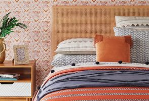 Living Coral Designer Home Decor Selections - Opalhouse™