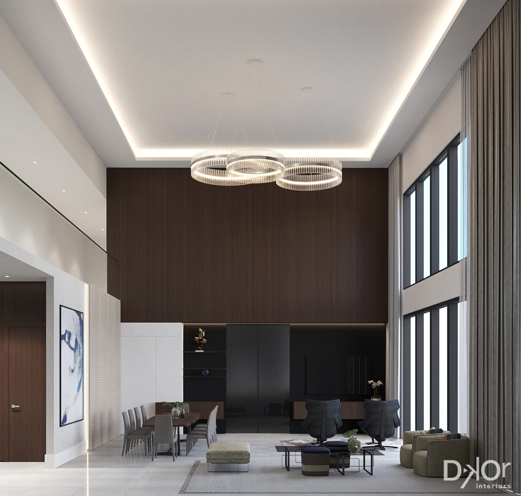 Custom Home Interior Design in Hallandale Beach