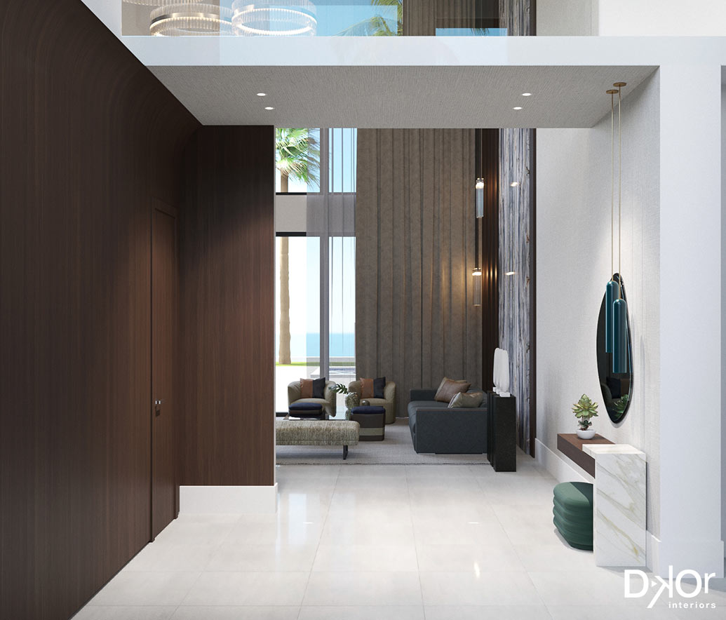Custom Home Interior Design Hallandale Beach Project