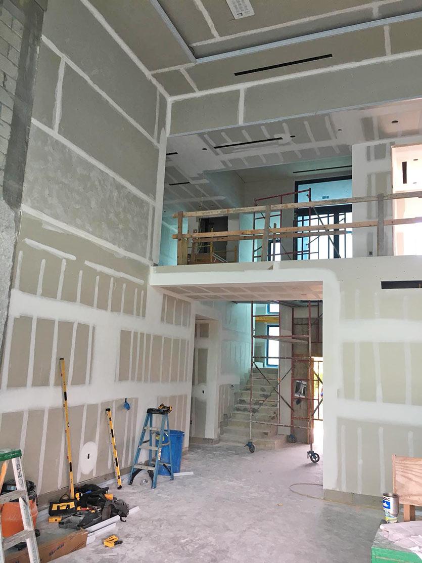 Custom Home Interior Design - Hallandale Beach Progress