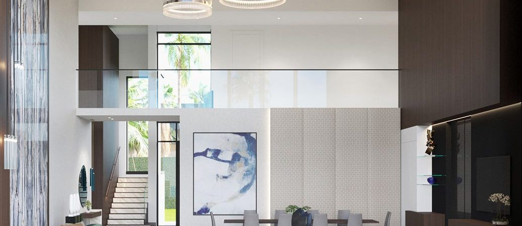 Custom Home Interior Design - Hallandale Beach