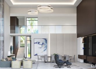 Custom Home Interior Design - Hallandale Beach