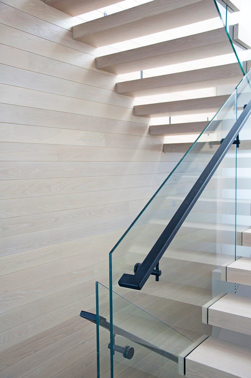 Interior Design for New Builds Home - Stairs Design
