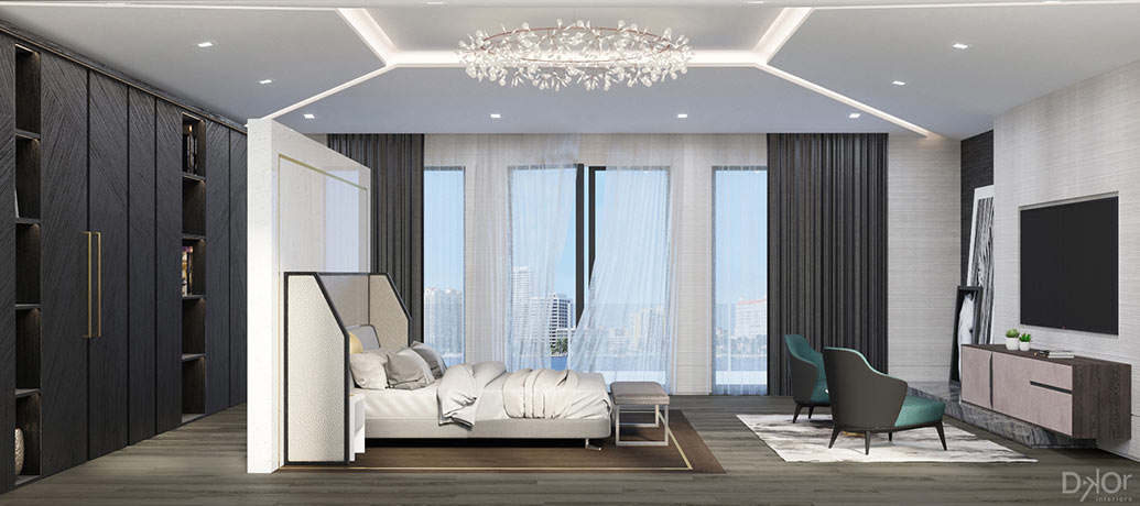 . Luxury Interior Design  Behind the Design of Stunning Master Bedrooms