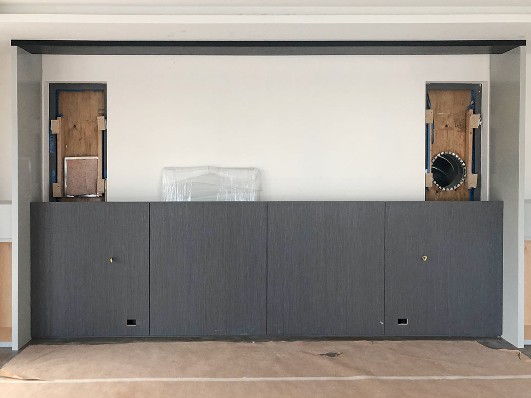 Luxury Interior Design - Palm Beach Progress