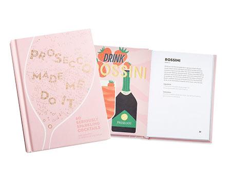 Prosecco Book - Valentines Gift Ideas