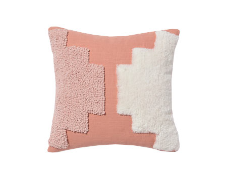 Coral Pillow - Valentines Gift Ideas