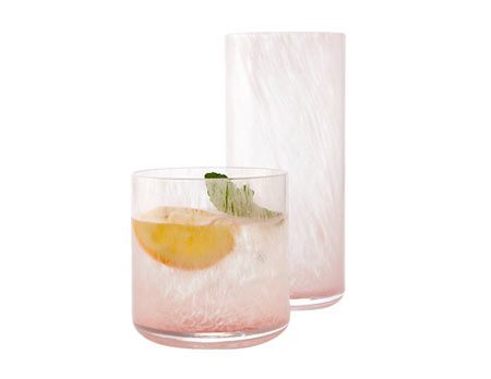 Pink Barware - Home Decor Gifts