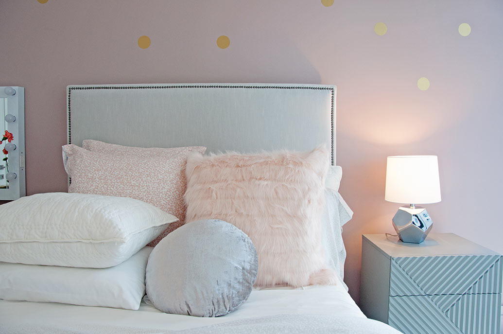 Girls Bedroom Pink Decor