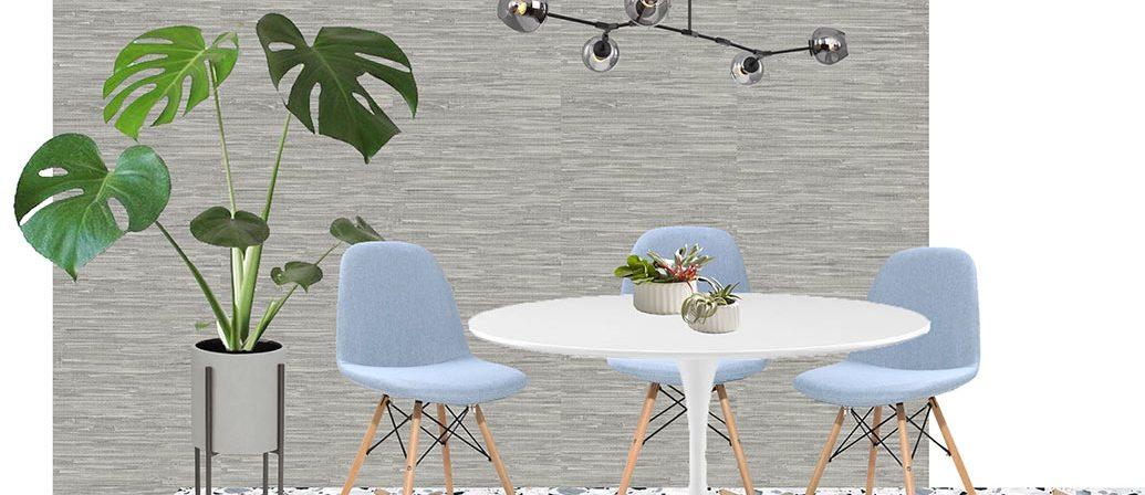 Home Decor Design Ideas -Cozy Breakfast Nook