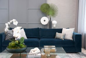 Interior Home Decoration By DKOR Interiors - Living Room Decor
