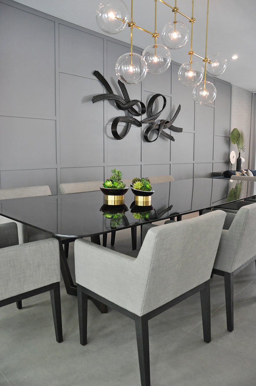 Interior Home Decoration by DKOR Interiors - Dining Room Decor