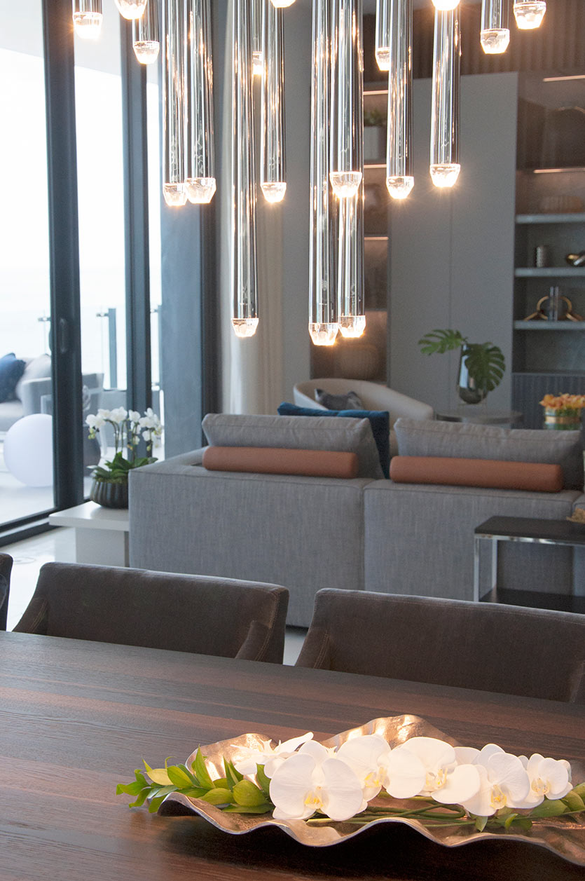 Muse Sunny Isles Condo - Dining Room