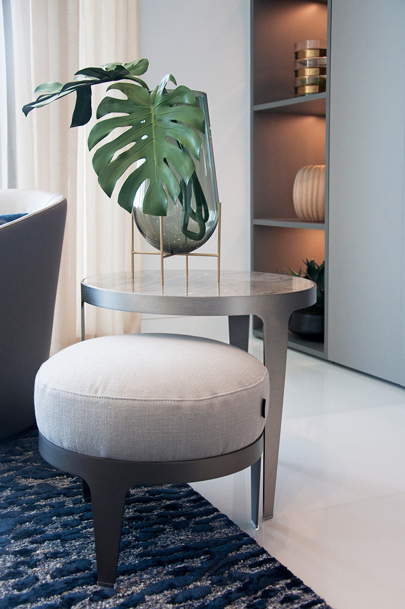 Muse Sunny Isles Condo - Living Room