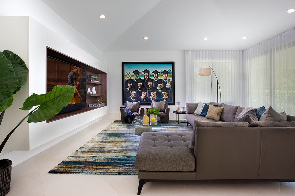 Interior Design Project in Coral Gables by Miami Top Interior Design Firm