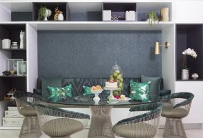 Breakfast Nook Design By DKOR Interiors