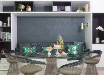 Breakfast Nook Design By DKOR Interiors