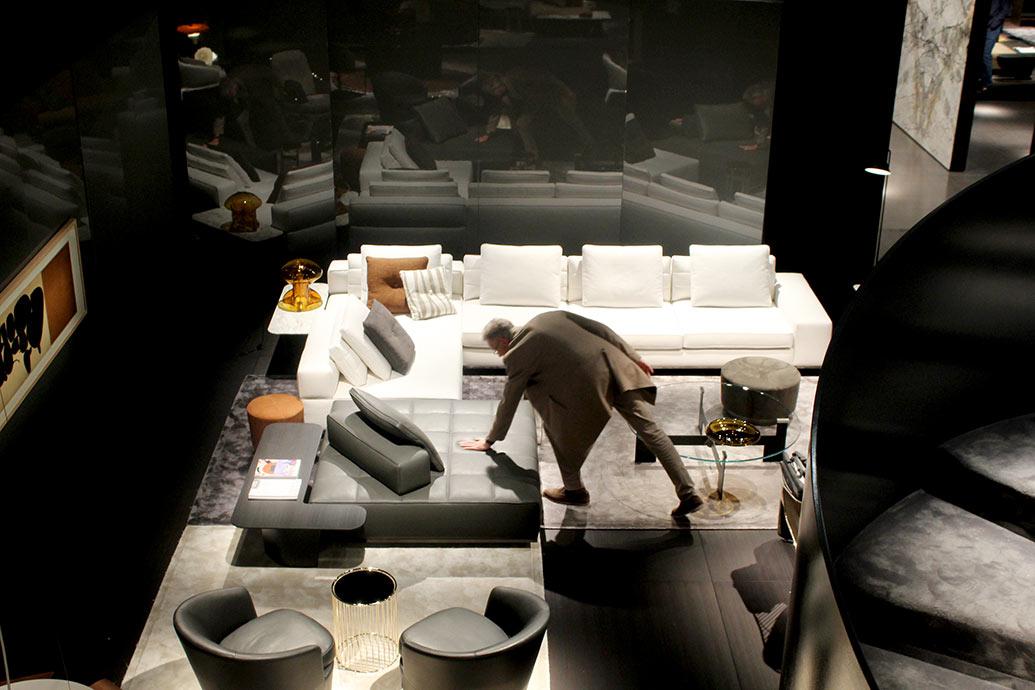 Minotti Milan - Salone del Mobile