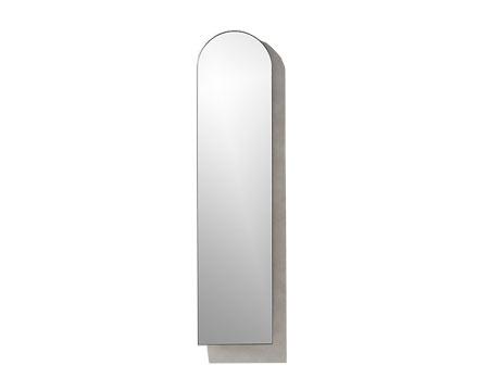 Arched Floor Mirror
