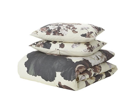 BLOOMA FLORAL BEDDING by CB2