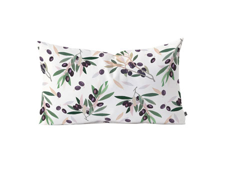 Iveta Abolina Botanical Pillow