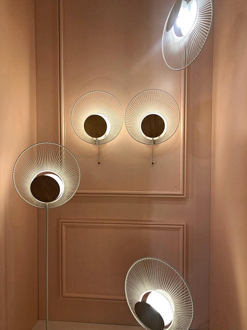 Forestier - Lighting Designs