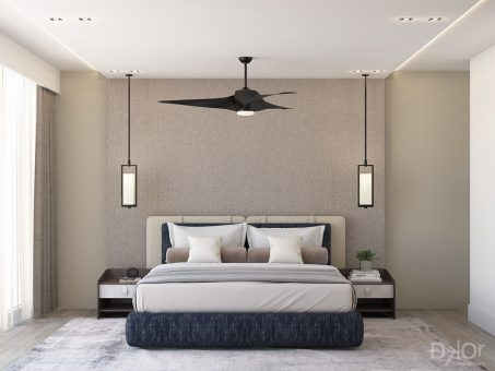 Edgewater Miami Interior Design Team - Master Bedroom Design