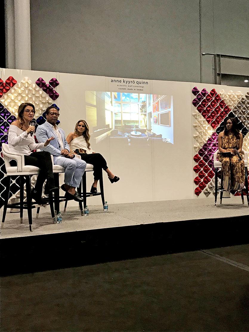 "ICFF New York 2019 - Talks ""Modern Design"""