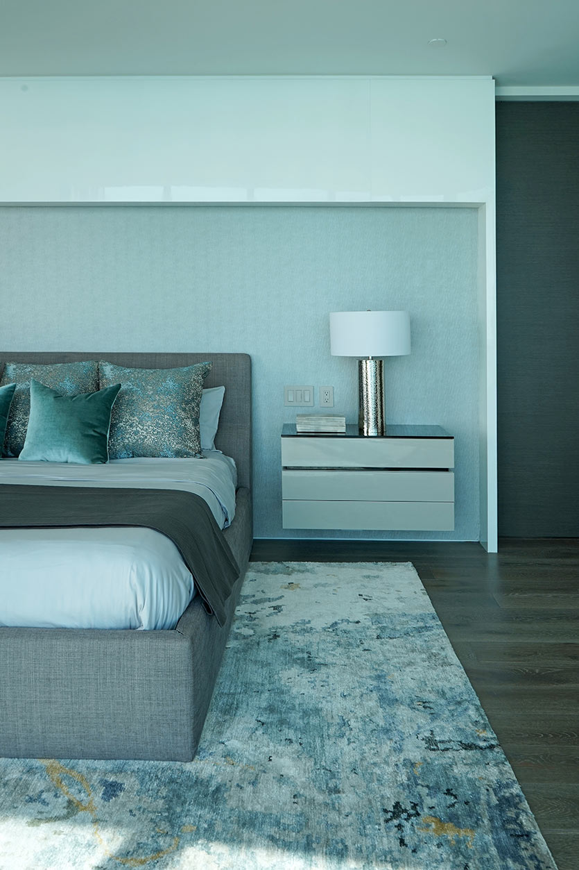 Master Bedroom Design by DKOR Interiors