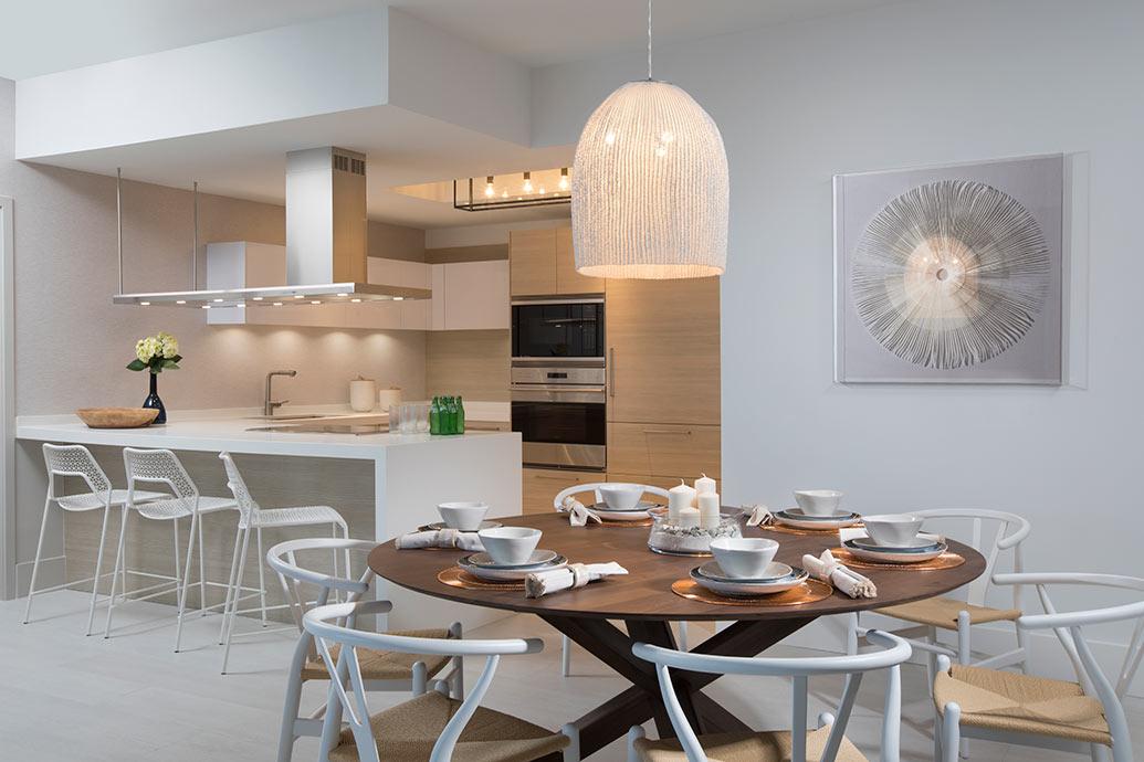 Modern Coastal Condo - Vacation Homes Design Tips