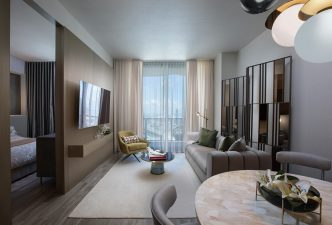 DKOR's Brickell Project - Vacation Homes Design Tips