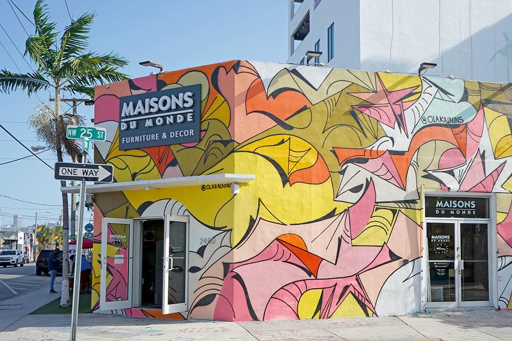 Guide to Wynwood Miami - Maison du Monde