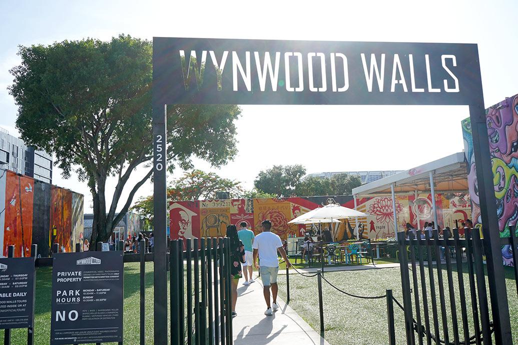 Guide to Wynwood Miami - Wynwood Walls