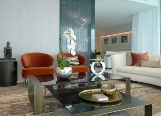 Miami Condo Design - Chateau Residences By DKOR Interiors