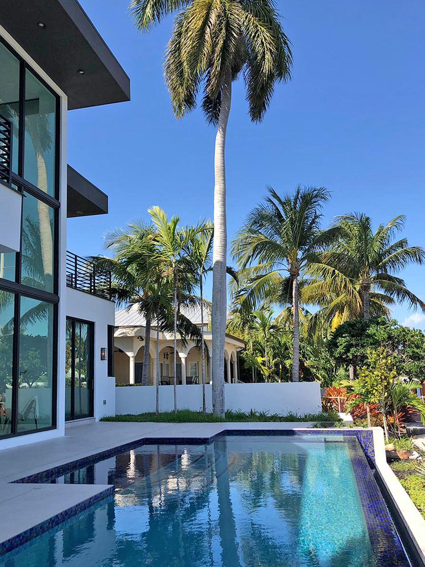 Fort Lauderdale Home Design by DKOR Interior Design Firm