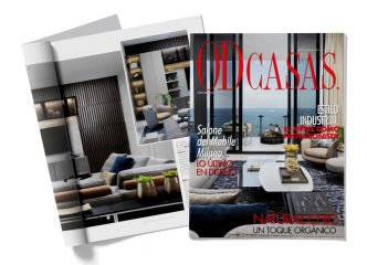 Waterfront Luxury Condo - Magazine Feature Cover