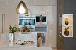 Modern Kitchen Design - Snaidero USA And DKOR Interiors