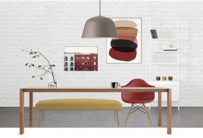 Fall Decorating Ideas - Dining Area
