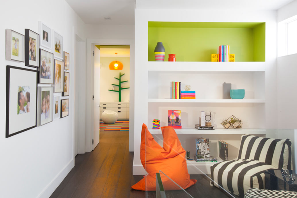 Kids Interiors - Creative Painting Ideas