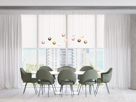 Oceanfront Condo Design By DKOR Interiors