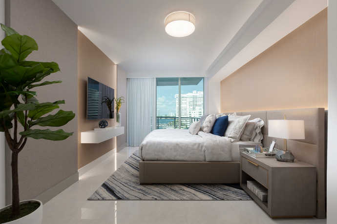 Luxe South Beach Apartment