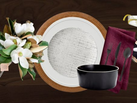Stylish Thanksgiving Table Setting Options
