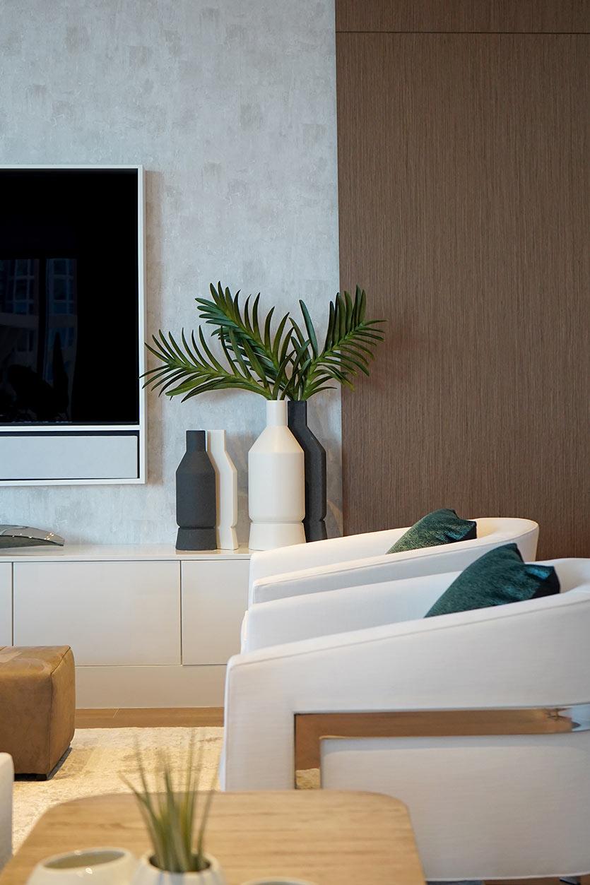 Interior Decoration Miami Beach Project